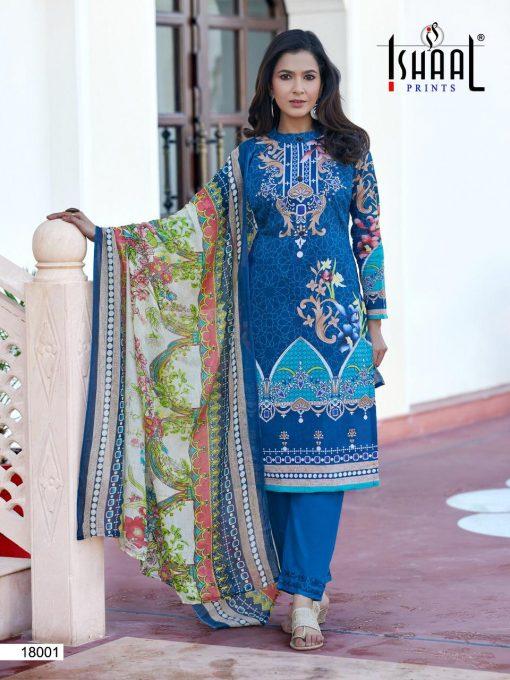 Ishaal Gulmohar Vol 18 Salwar Suit Wholesale Catalog 10 Pcs 18 510x680 - Ishaal Gulmohar Vol 18 Salwar Suit Wholesale Catalog 10 Pcs