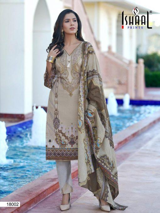 Ishaal Gulmohar Vol 18 Salwar Suit Wholesale Catalog 10 Pcs 21 510x680 - Ishaal Gulmohar Vol 18 Salwar Suit Wholesale Catalog 10 Pcs