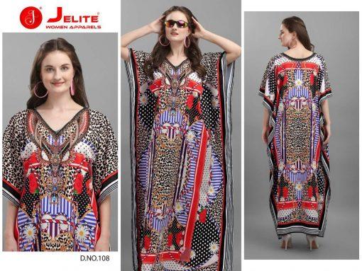 Jelite Afreen Kaftans Kurti Wholesale Catalog 8 Pcs 6 510x383 - Jelite Afreen Kaftans Kurti Wholesale Catalog 8 Pcs
