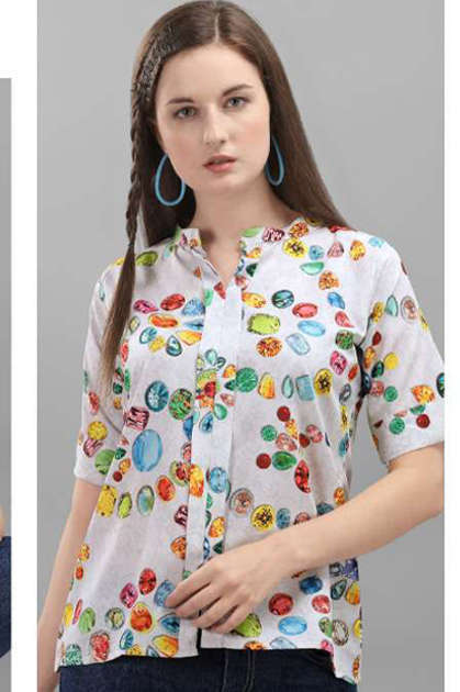 Jelite Orchid Tops Wholesale Catalog 8 Pcs