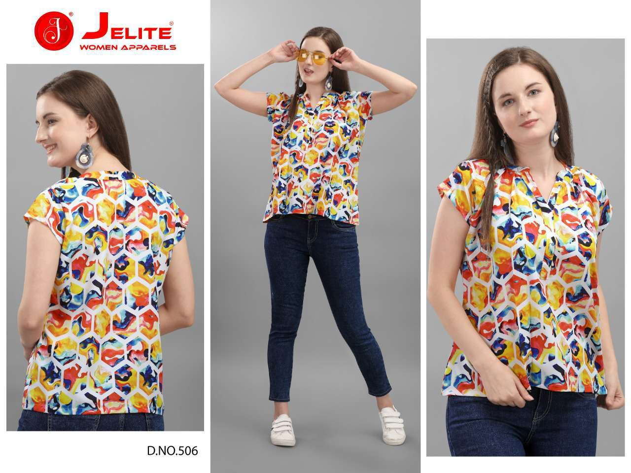 Jelite Orchid Tops Wholesale Catalog 8 Pcs 6 - Jelite Orchid Tops Wholesale Catalog 8 Pcs