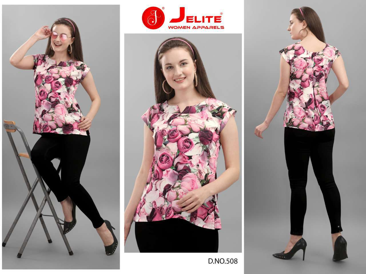 Jelite Orchid Tops Wholesale Catalog 8 Pcs 8 - Jelite Orchid Tops Wholesale Catalog 8 Pcs