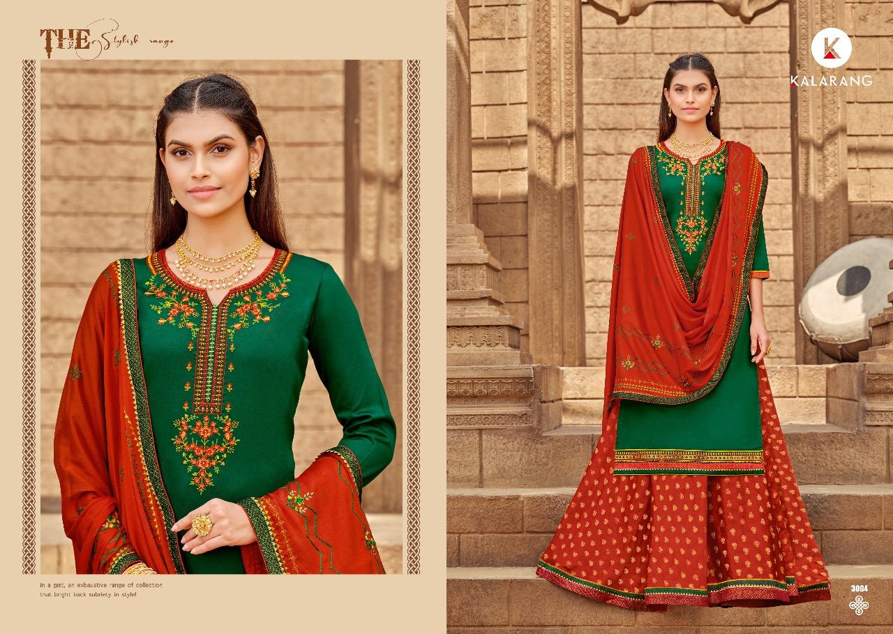 Kalarang Black Berry Vol 4 by Kessi Salwar Suit Wholesale Catalog 4 Pcs 5 - Kalarang Black Berry Vol 4 by Kessi Salwar Suit Wholesale Catalog 4 Pcs