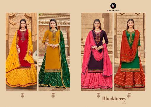 Kalarang Black Berry Vol 4 by Kessi Salwar Suit Wholesale Catalog 4 Pcs 7 510x362 - Kalarang Black Berry Vol 4 by Kessi Salwar Suit Wholesale Catalog 4 Pcs