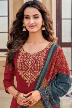 Kapil Trendz Ragini Salwar Suit Wholesale Catalog 7 Pcs