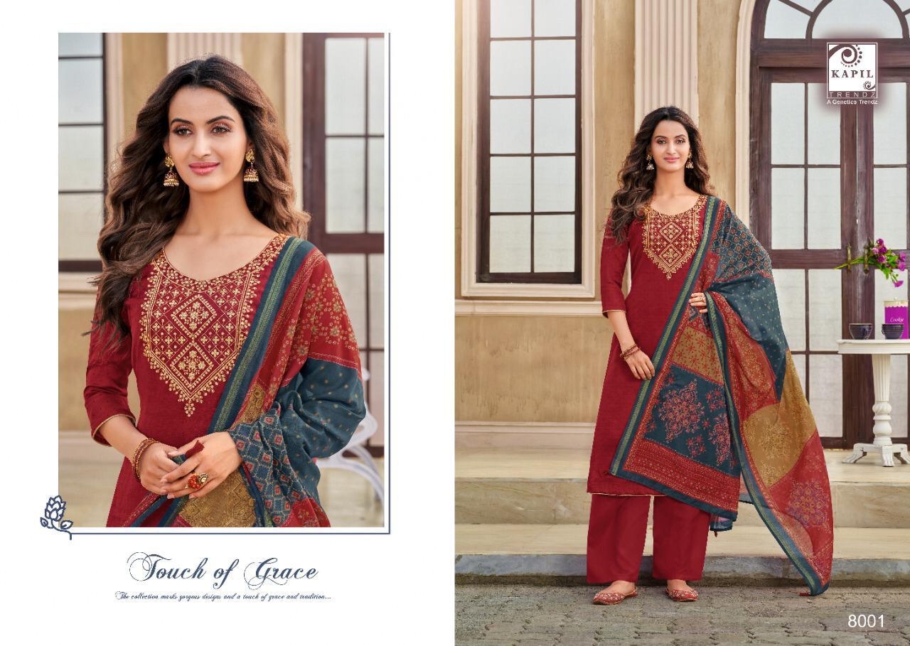 Kapil Trendz Ragini Salwar Suit Wholesale Catalog 7 Pcs 5 - Kapil Trendz Ragini Salwar Suit Wholesale Catalog 7 Pcs