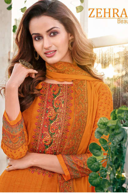 Kapil Trendz Zehra Salwar Suit Wholesale Catalog 7 Pcs - Kapil Trendz Zehra Salwar Suit Wholesale Catalog 7 Pcs