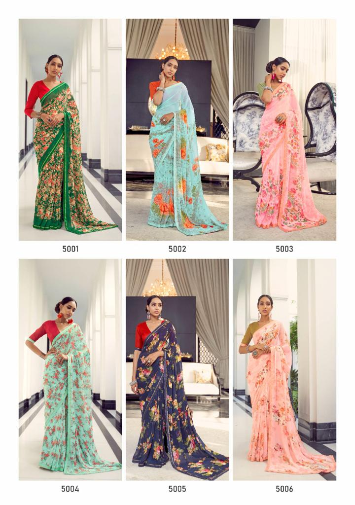 Kashvi Arth by Lt Fabrics Saree Sari Wholesale Catalog 10 Pcs 23 - Kashvi Arth by Lt Fabrics Saree Sari Wholesale Catalog 10 Pcs