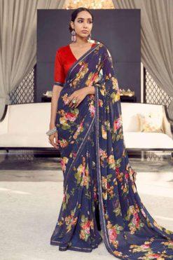 Kashvi Arth by Lt Fabrics Saree Sari Wholesale Catalog 10 Pcs