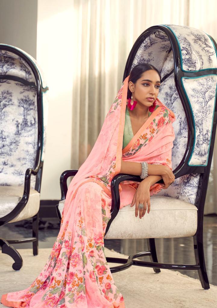 Kashvi Arth by Lt Fabrics Saree Sari Wholesale Catalog 10 Pcs 6 - Kashvi Arth by Lt Fabrics Saree Sari Wholesale Catalog 10 Pcs