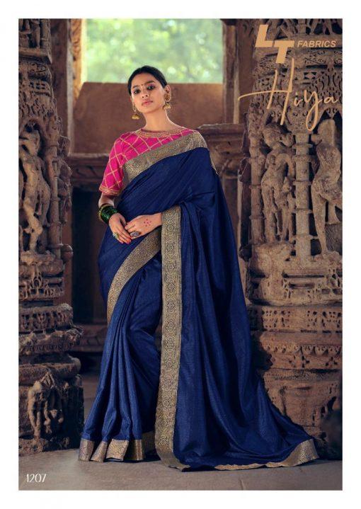 Kashvi Hiya by Lt Fabrics Saree Sari Wholesale Catalog 10 Pcs 13 510x719 - Kashvi Hiya by Lt Fabrics Saree Sari Wholesale Catalog 10 Pcs