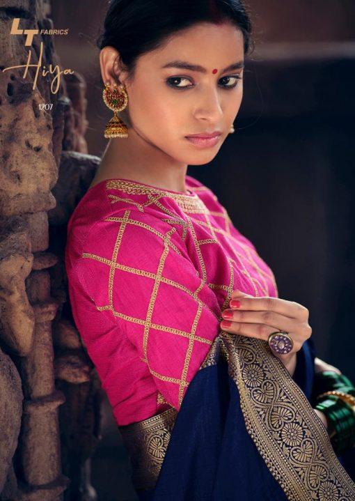 Kashvi Hiya by Lt Fabrics Saree Sari Wholesale Catalog 10 Pcs 20 510x719 - Kashvi Hiya by Lt Fabrics Saree Sari Wholesale Catalog 10 Pcs