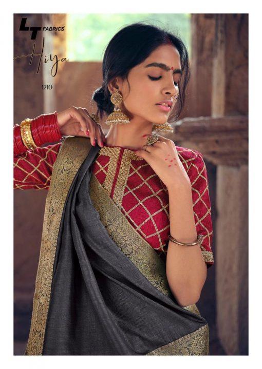 Kashvi Hiya by Lt Fabrics Saree Sari Wholesale Catalog 10 Pcs 22 510x719 - Kashvi Hiya by Lt Fabrics Saree Sari Wholesale Catalog 10 Pcs