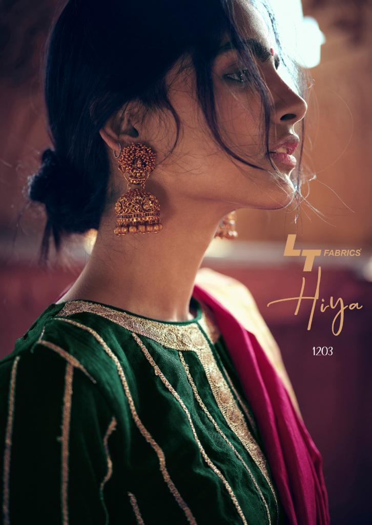 Kashvi Hiya by Lt Fabrics Saree Sari Wholesale Catalog 10 Pcs 5 - Kashvi Hiya by Lt Fabrics Saree Sari Wholesale Catalog 10 Pcs