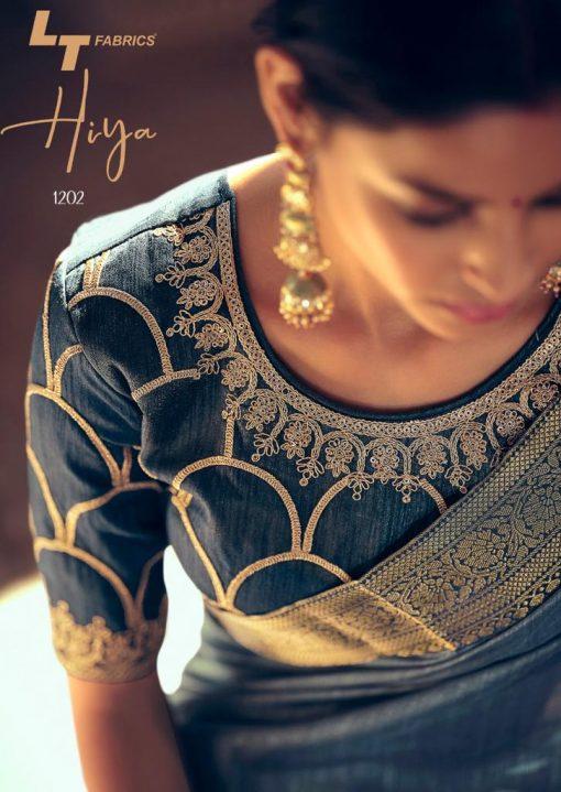 Kashvi Hiya by Lt Fabrics Saree Sari Wholesale Catalog 10 Pcs 7 510x719 - Kashvi Hiya by Lt Fabrics Saree Sari Wholesale Catalog 10 Pcs