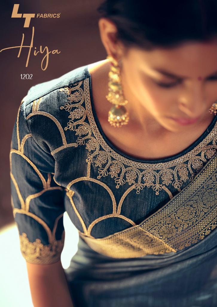 Kashvi Hiya by Lt Fabrics Saree Sari Wholesale Catalog 10 Pcs 7 - Kashvi Hiya by Lt Fabrics Saree Sari Wholesale Catalog 10 Pcs