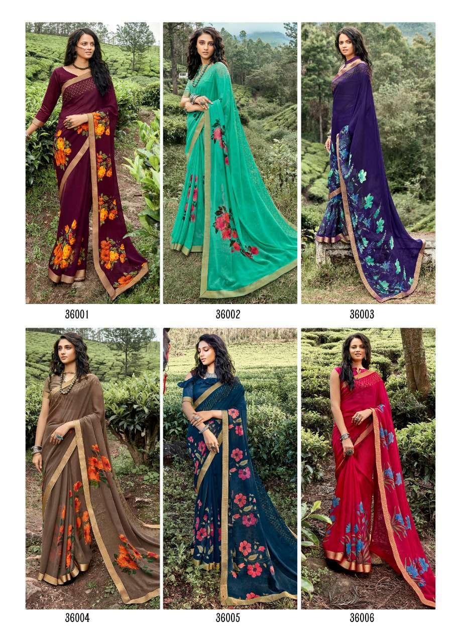 Kashvi Rooh by Lt Fabrics Saree Sari Wholesale Catalog 10 Pcs 24 - Kashvi Rooh by Lt Fabrics Saree Sari Wholesale Catalog 10 Pcs