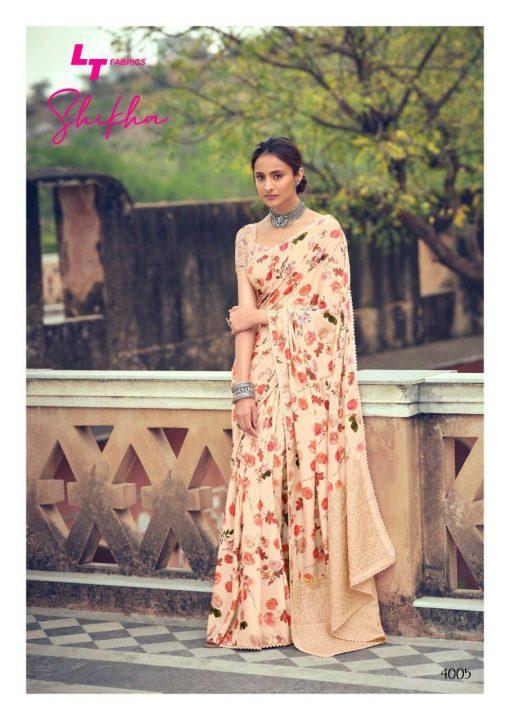 Kashvi Shikha by Lt Fabrics Saree Sari Wholesale Catalog 10 Pcs 11 510x720 - Kashvi Shikha by Lt Fabrics Saree Sari Wholesale Catalog 10 Pcs