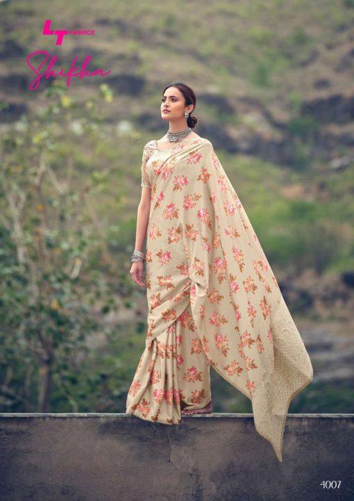 Kashvi Shikha by Lt Fabrics Saree Sari Wholesale Catalog 10 Pcs 13 510x720 - Kashvi Shikha by Lt Fabrics Saree Sari Wholesale Catalog 10 Pcs