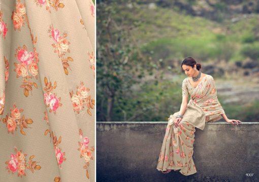 Kashvi Shikha by Lt Fabrics Saree Sari Wholesale Catalog 10 Pcs 15 510x359 - Kashvi Shikha by Lt Fabrics Saree Sari Wholesale Catalog 10 Pcs