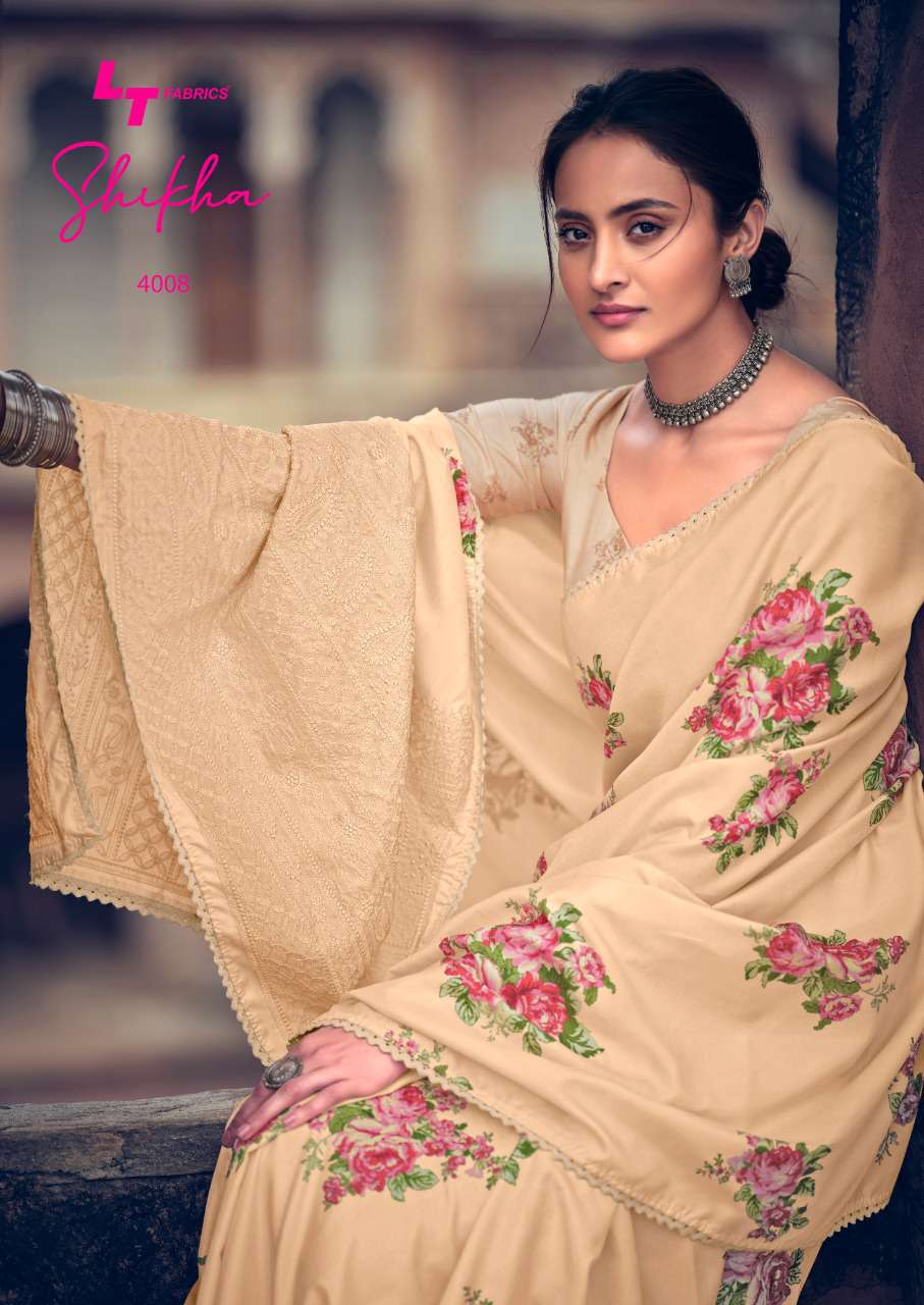 Kashvi Shikha by Lt Fabrics Saree Sari Wholesale Catalog 10 Pcs 18 - Kashvi Shikha by Lt Fabrics Saree Sari Wholesale Catalog 10 Pcs