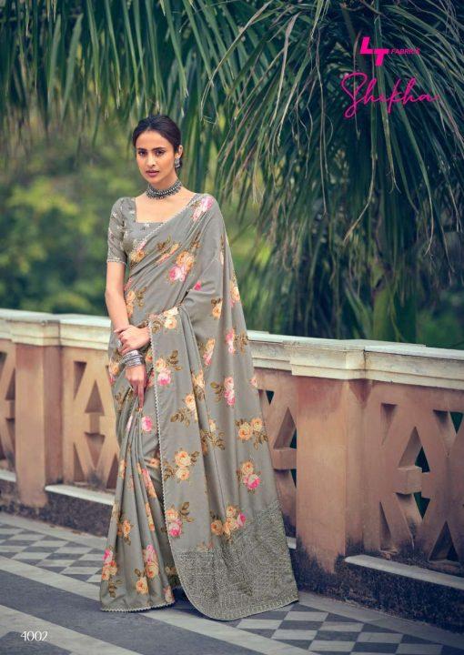 Kashvi Shikha by Lt Fabrics Saree Sari Wholesale Catalog 10 Pcs 2 510x720 - Kashvi Shikha by Lt Fabrics Saree Sari Wholesale Catalog 10 Pcs