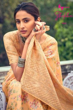 Kashvi Shikha by Lt Fabrics Saree Sari Wholesale Catalog 10 Pcs