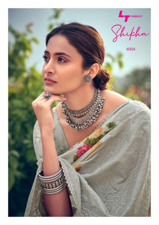 Kashvi Shikha by Lt Fabrics Saree Sari Wholesale Catalog 10 Pcs 7 510x720 - Kashvi Shikha by Lt Fabrics Saree Sari Wholesale Catalog 10 Pcs