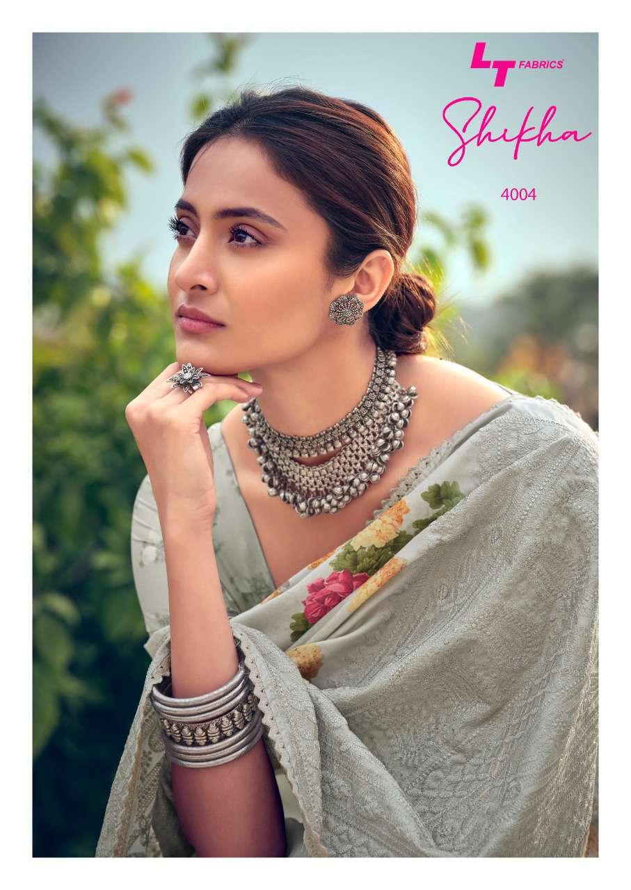Kashvi Shikha by Lt Fabrics Saree Sari Wholesale Catalog 10 Pcs 7 - Kashvi Shikha by Lt Fabrics Saree Sari Wholesale Catalog 10 Pcs