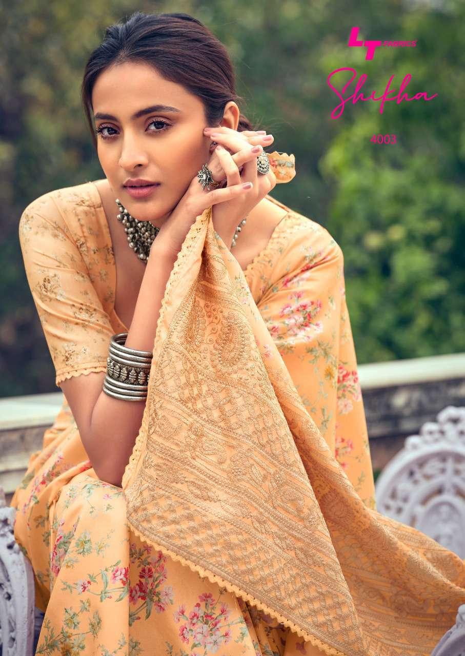 Kashvi Shikha by Lt Fabrics Saree Sari Wholesale Catalog 10 Pcs 9 - Kashvi Shikha by Lt Fabrics Saree Sari Wholesale Catalog 10 Pcs