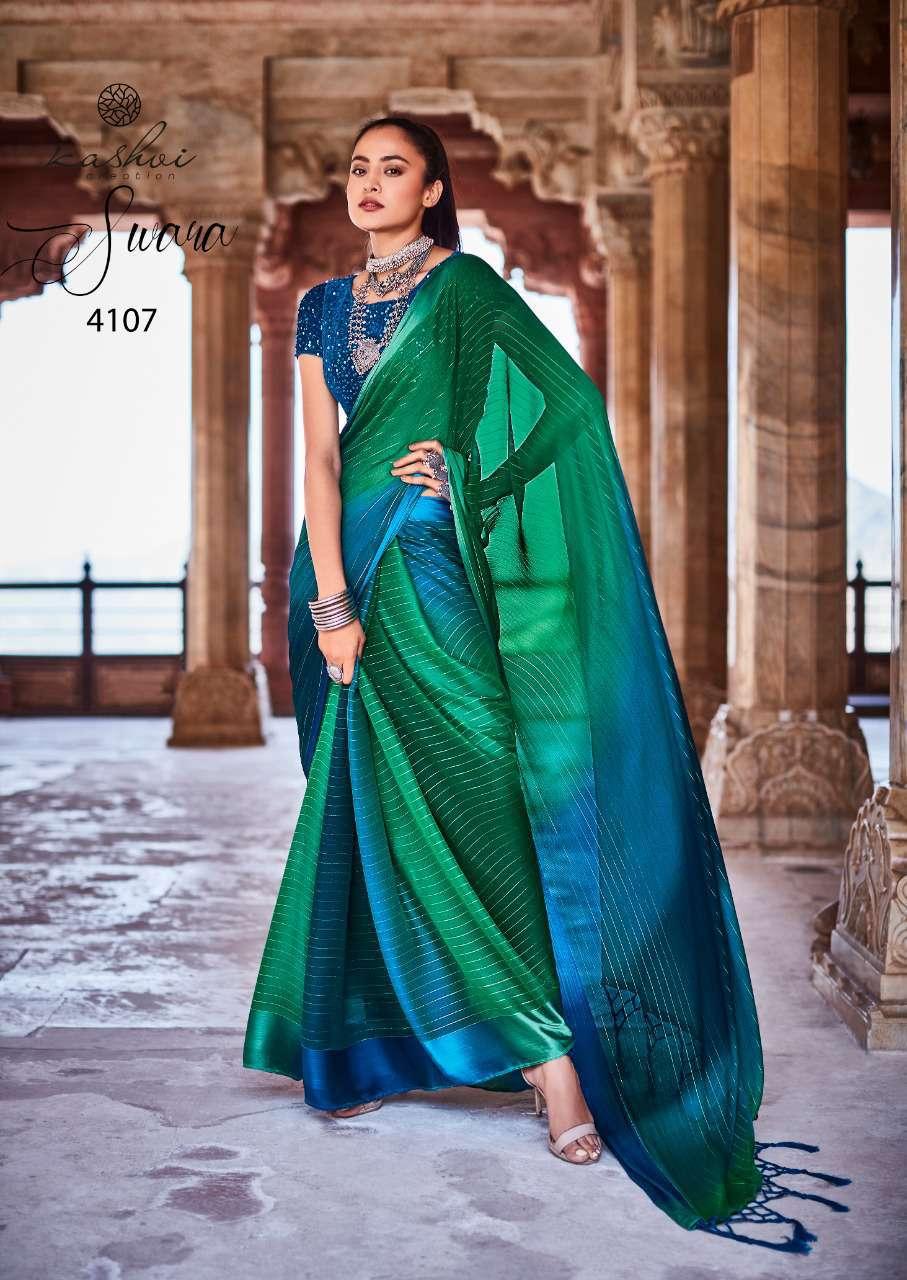 Kashvi Swara by Lt Fabrics Saree Sari Wholesale Catalog 10 Pcs 16 - Kashvi Swara by Lt Fabrics Saree Sari Wholesale Catalog 9 Pcs
