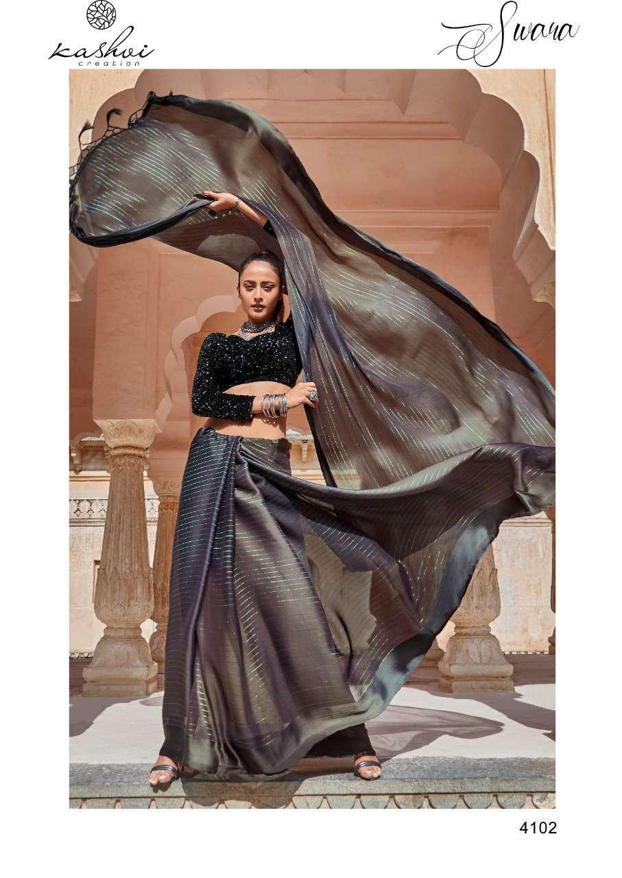 Kashvi Swara by Lt Fabrics Saree Sari Wholesale Catalog 10 Pcs 5 - Kashvi Swara by Lt Fabrics Saree Sari Wholesale Catalog 9 Pcs