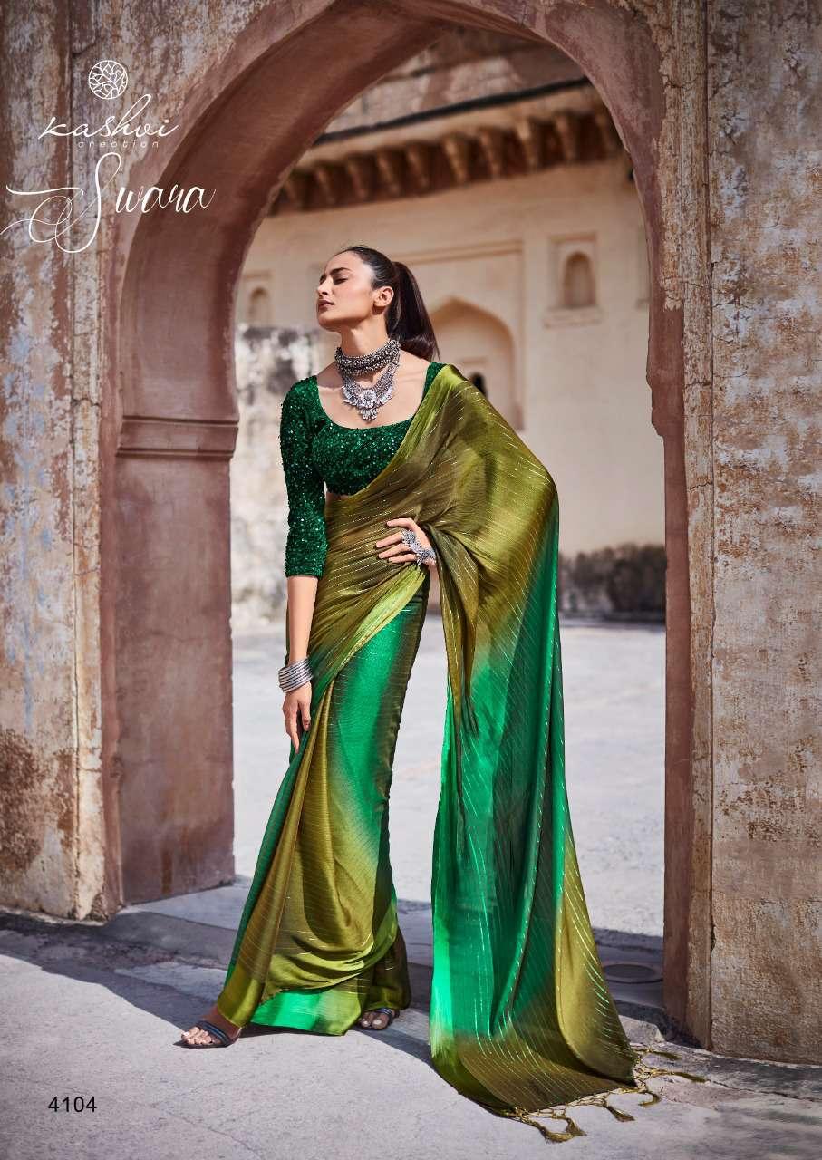 Kashvi Swara by Lt Fabrics Saree Sari Wholesale Catalog 10 Pcs 6 - Kashvi Swara by Lt Fabrics Saree Sari Wholesale Catalog 9 Pcs