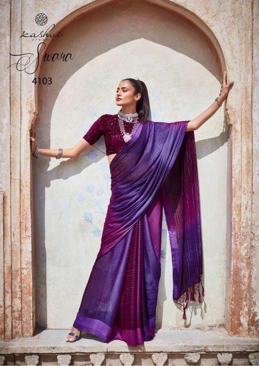 Kashvi Swara by Lt Fabrics Saree Sari Wholesale Catalog 10 Pcs 7 510x720 - Kashvi Swara by Lt Fabrics Saree Sari Wholesale Catalog 9 Pcs