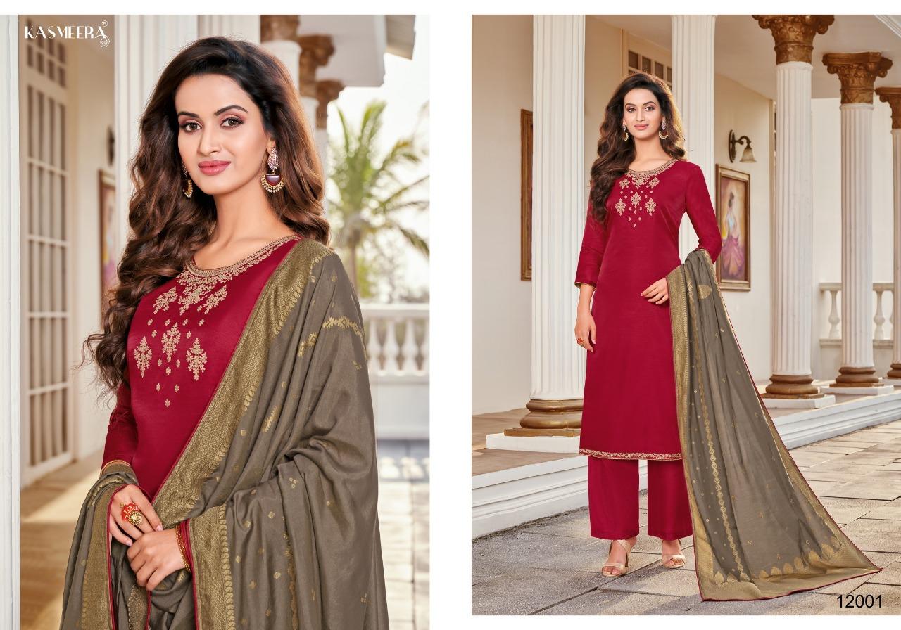 Kayce Kasmeera Rangeen Vol 3 Salwar Suit Wholesale Catalog 7 Pcs 3 - Kayce Kasmeera Rangeen Vol 3 Salwar Suit Wholesale Catalog 7 Pcs