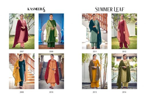 Kayce Kasmeera Summer Leaf Salwar Suit Wholesale Catalog 8 Pcs 13 510x359 - Kayce Kasmeera Summer Leaf Salwar Suit Wholesale Catalog 8 Pcs