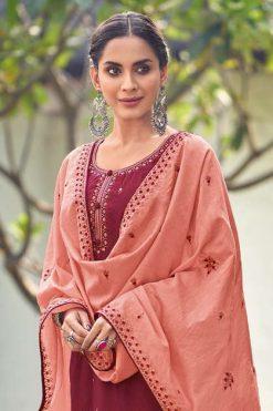Kayce Kasmeera Summer Leaf Salwar Suit Wholesale Catalog 8 Pcs