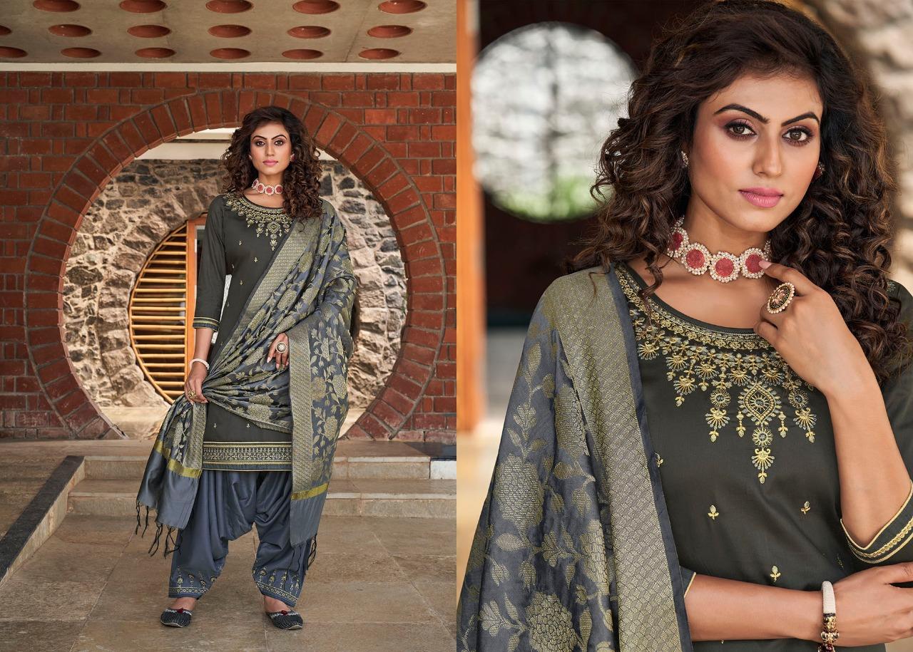 Kessi Silk by Patiala Vol 4 Salwar Suit Wholesale Catalog 8 Pcs 1 - Kessi Silk by Patiala Vol 4 Salwar Suit Wholesale Catalog 8 Pcs