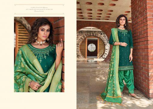 Kessi Silk by Patiala Vol 4 Salwar Suit Wholesale Catalog 8 Pcs 10 510x365 - Kessi Silk by Patiala Vol 4 Salwar Suit Wholesale Catalog 8 Pcs