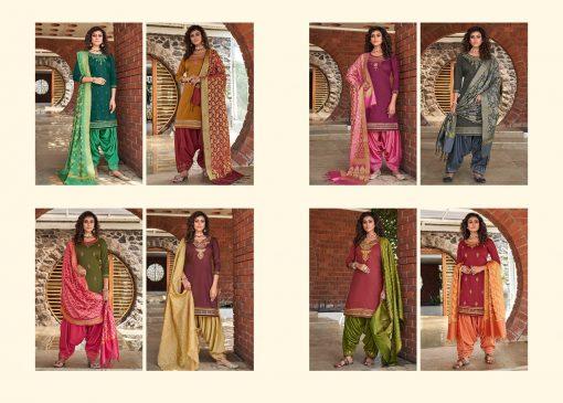 Kessi Silk by Patiala Vol 4 Salwar Suit Wholesale Catalog 8 Pcs 11 510x365 - Kessi Silk by Patiala Vol 4 Salwar Suit Wholesale Catalog 8 Pcs