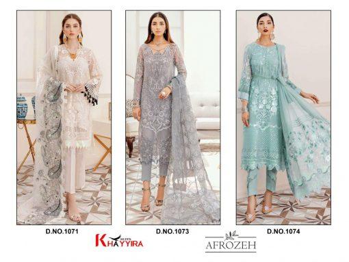 Khayyira Afrozeh Salwar Suit Wholesale Catalog 3 Pcs 2 510x383 - Khayyira Afrozeh Salwar Suit Wholesale Catalog 3 Pcs