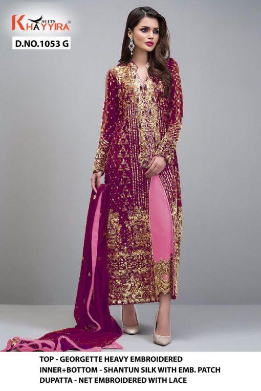Khayyira Block Buster Hit Salwar Suit Wholesale Catalog 4 Pcs 2 510x765 - Khayyira Block Buster Hit Salwar Suit Wholesale Catalog 4 Pcs