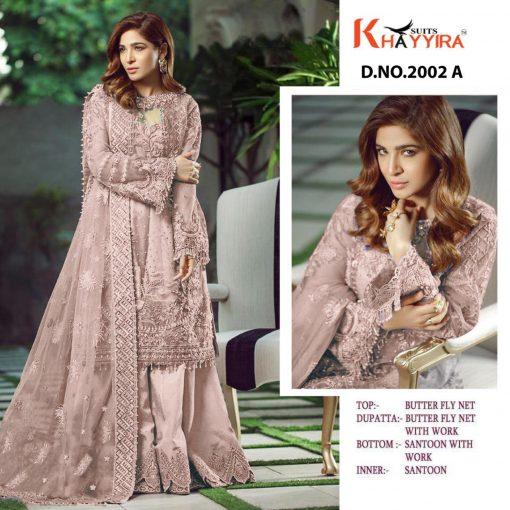 Khayyira Charizma DN 2002 Salwar Suit Wholesale Catalog 4 Pcs 1 510x510 - Khayyira Charizma DN 2002 Salwar Suit Wholesale Catalog 4 Pcs