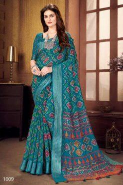 Laxmikala Bandhan Vol 1 by Amardeep Saree Sari Wholesale Catalog 12 Pcs