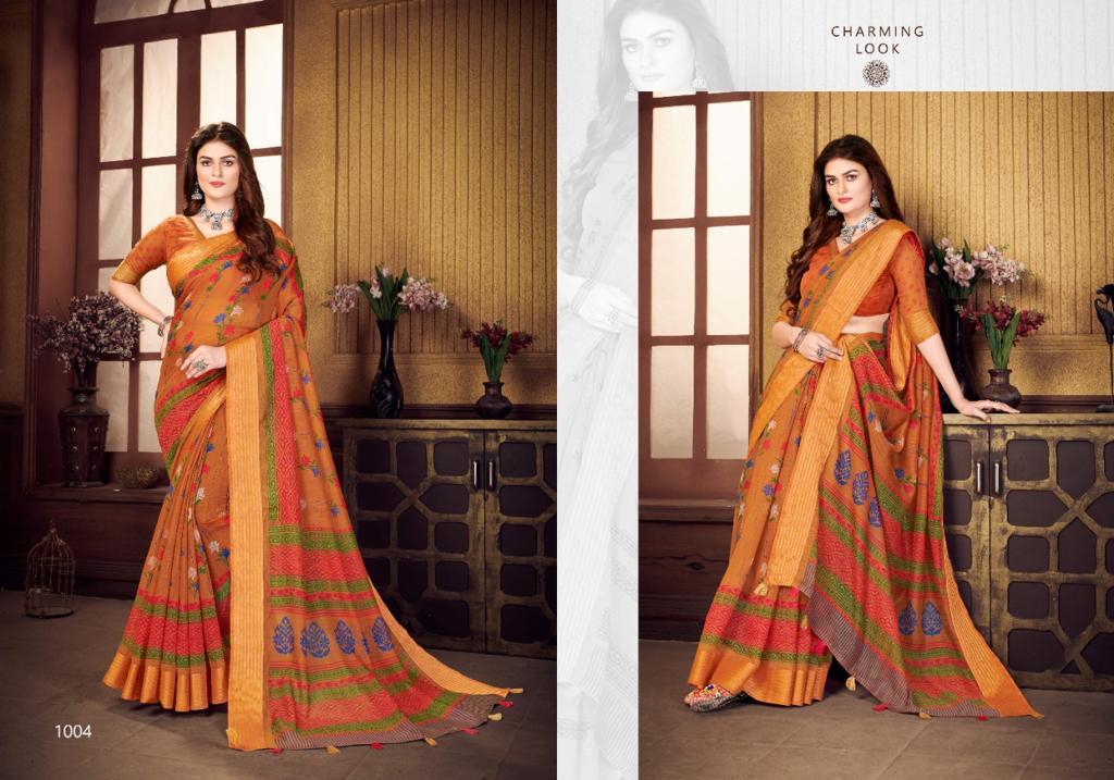Laxmikala Bandhan Vol 1 by Amardeep Saree Sari Wholesale Catalog 12 Pcs 7 - Laxmikala Bandhan Vol 1 by Amardeep Saree Sari Wholesale Catalog 12 Pcs