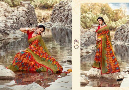 Laxmikala Samarpan Vol 1 by Amardeep Saree Sari Wholesale Catalog 12 Pcs 4 510x357 - Laxmikala Samarpan Vol 1 by Amardeep Saree Sari Wholesale Catalog 12 Pcs