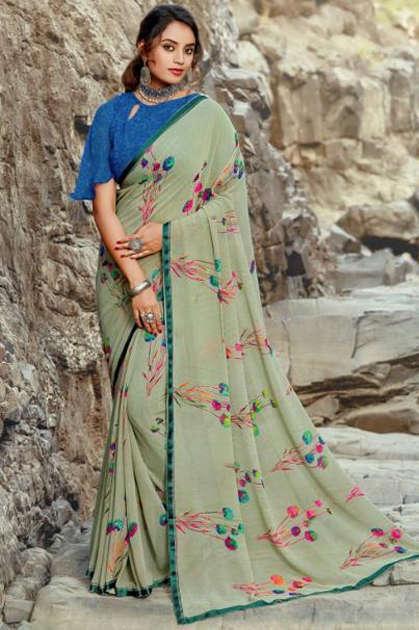 Laxmikala Samarpan Vol 1 by Amardeep Saree Sari Wholesale Catalog 12 Pcs