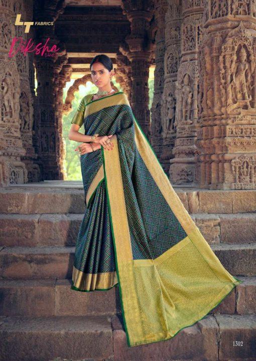 Lt Fabrics Diksha Vol 2 Saree Sari Wholesale Catalog 5 Pcs 11 510x720 - Lt Fabrics Diksha Vol 2 Saree Sari Wholesale Catalog 5 Pcs