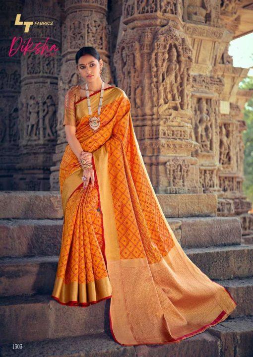 Lt Fabrics Diksha Vol 2 Saree Sari Wholesale Catalog 5 Pcs 5 510x720 - Lt Fabrics Diksha Vol 2 Saree Sari Wholesale Catalog 5 Pcs