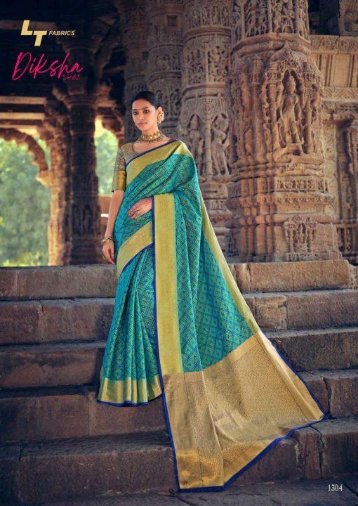 Lt Fabrics Diksha Vol 2 Saree Sari Wholesale Catalog 5 Pcs 6 510x720 - Lt Fabrics Diksha Vol 2 Saree Sari Wholesale Catalog 5 Pcs